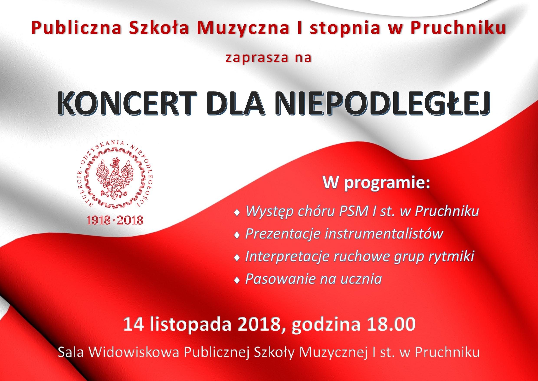 2018-11-14 Koncert DLA NIEPODLEGŁEJ_na_WWW