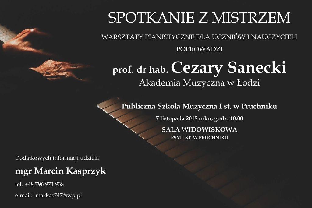 Warsztaty - plakat - WWW