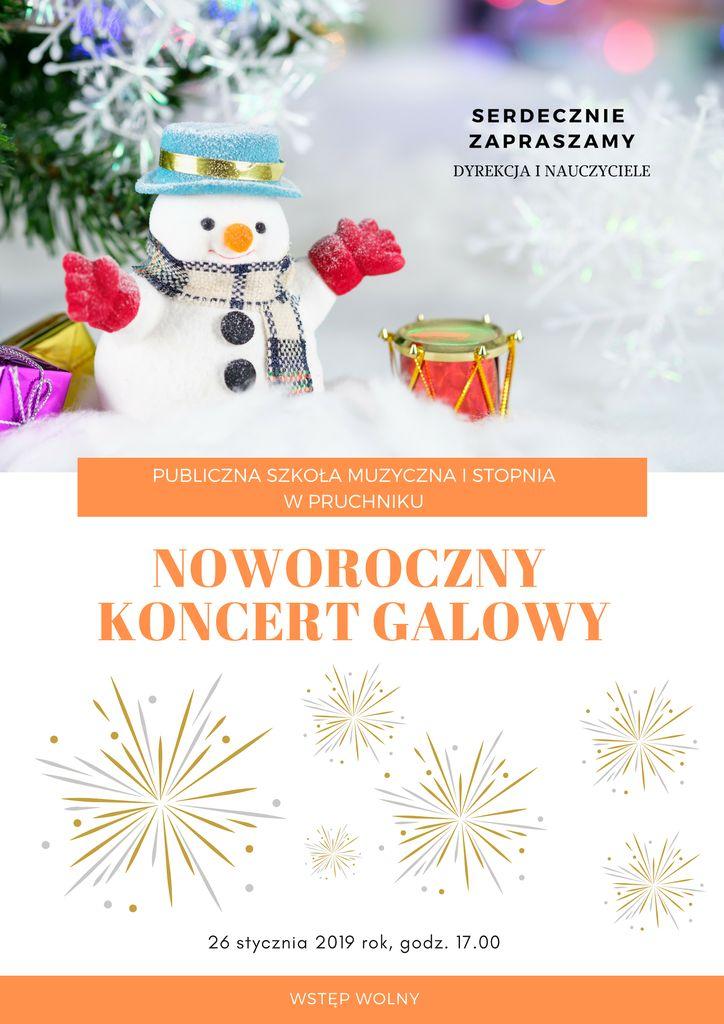 Noworoczny Koncert Galowy - Pruchnik 2019-01-26