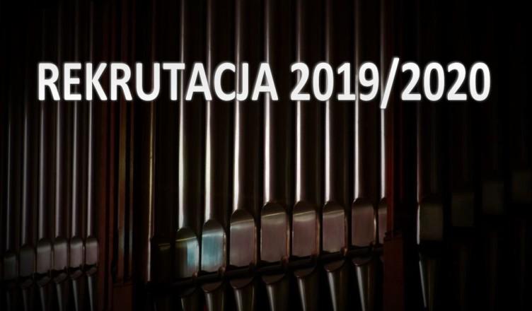 Rekrutacja 2019-2020