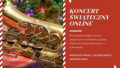 Koncert Świąteczny - Pruchnik