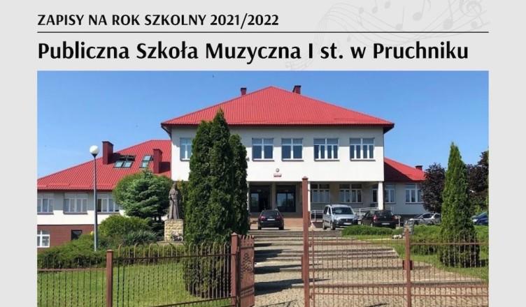 TOP Rekrutacja - PSM Pruchnik 2021/2022