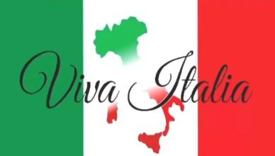 Plakat Viva Italia