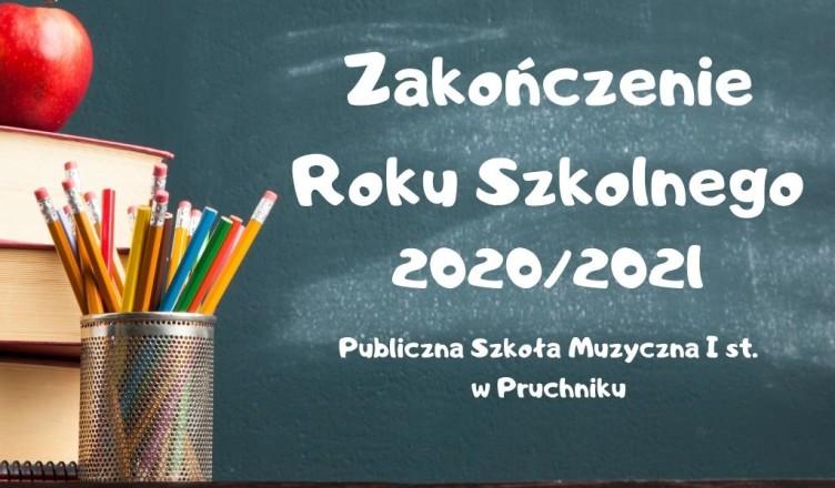 Zakończenie Roku 20202021